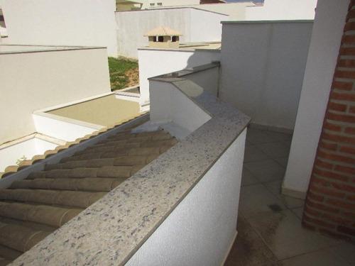 Sobrado Com 3 Dormitórios À Venda, 165 M² Por R$ 510.000,00 - Condominio Golden Park Residence Ii - Sorocaba/sp - So0050 - 67639875