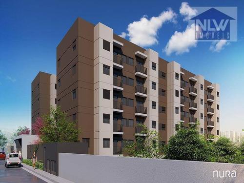 Apartamento Com 2 Dormitórios À Venda, 41 M² Por R$ 250.000,00 - Horto Florestal - São Paulo/sp - Ap2174