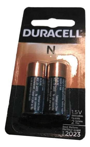 Pilha Bateria Duracell E90 Lr1 M9100 Importada C/2 Unidades