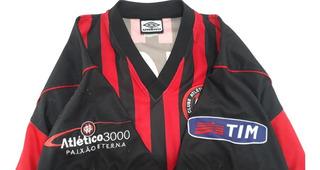 Camisa Do Atlético Paranaense 2001 Campeão Brasileiro - At