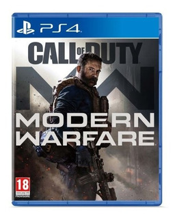 Juego Ps4 Call Of Duty Modern Warfare