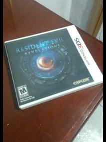 Resident Evil - Revelations 3ds