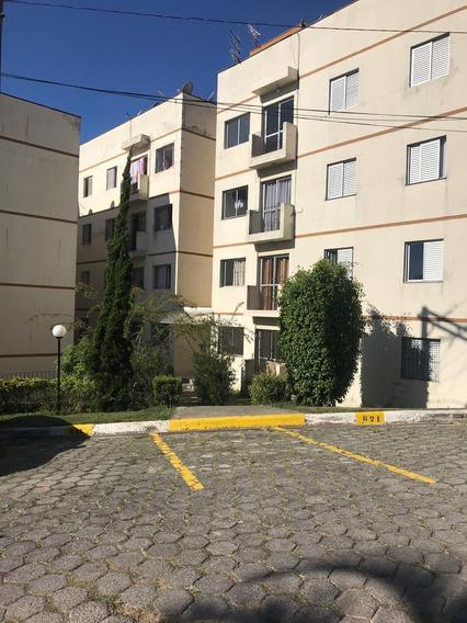 Apartamento 2 Dormitórios, 2° Andar, Ferraz De Vasconcelos