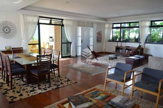 Apartamento Com 3 Quartos À Venda, 340 M², Vista Mar, Alto Padrão - Meireles - Fortaleza/ce - Ap1726