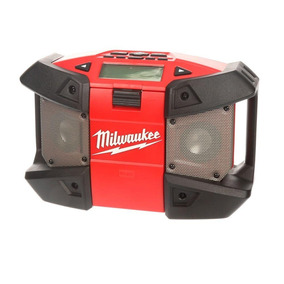 Rádio A Bateria Am / Fm / Mp3 Milwaukee - 2590-59 / 12 Volts