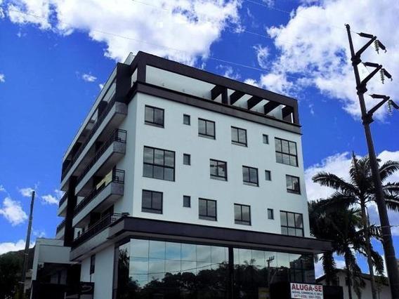 Apartamento No Anita Garibaldi Com 2 Quartos Para Venda, 63 M² - 1954