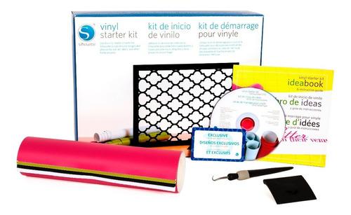 Imagen 1 de 4 de Silhouette Vinyl Starter Kit