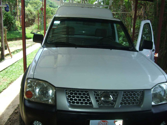 Nissan Frontier Diesel,2004.4x4 Aros Lujo,al Dia.