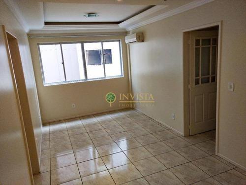 Imagem 1 de 30 de Apartamento Com Ótima Localização No Centro De Florianópolis. - Ap3865