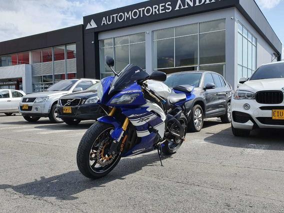 Yamaha R6 2014 Mecanica 599 57d