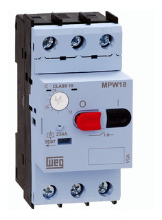 Guardamotor Mpw18-3-u016, In 10-16a, 620v, 50/60 Hz, Weg