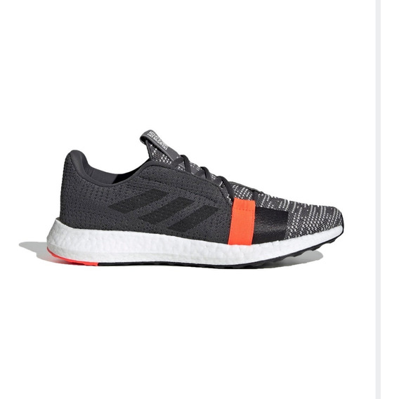 adidas Zapatilla Running Hombre Senseboost Go Gris