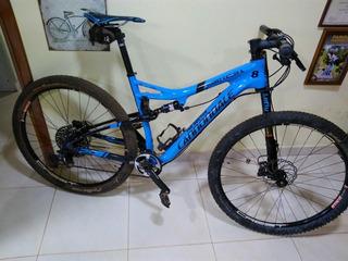 Bicicleta Cannondale Scalpel 2 2016 Full Carbono