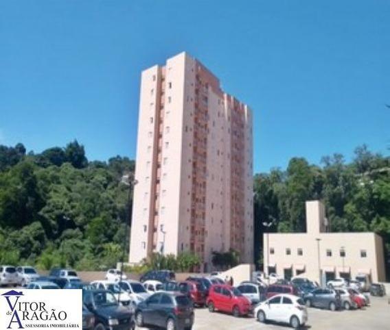 91873 - Apartamento 2 Dorms, Furnas - São Paulo/sp - 91873