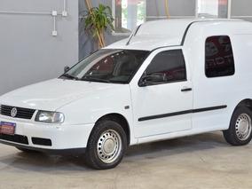 Volkswagen Caddy 1.9 Diesel 2000 Furgon Color Blanco
