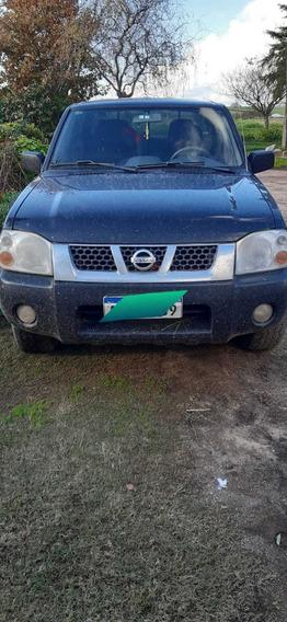 Nissan Np 300 4x4 Nafta 2013. Permuta Por Ganado