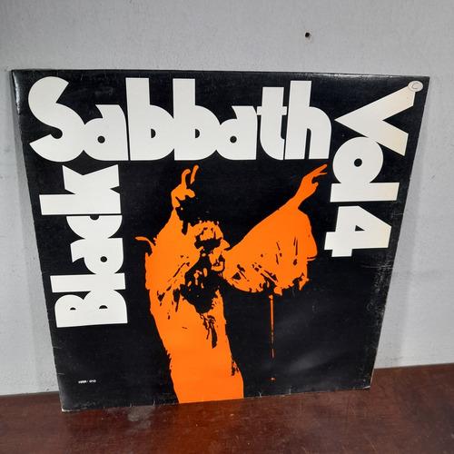 Imagem 1 de 7 de Vinil Lp Black Sabbath Vol 4