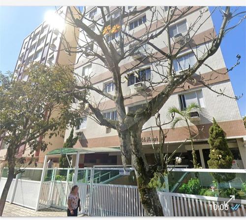 Imagem 1 de 16 de Apartamento De 45m², 01 Dormitório, 01 Sala, 01 Cozinha, 01 Vaga, Próximo Da Praia - Reo582441