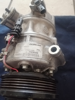 Compresor A/a Cruze/verano/astra Opel 2016/2018 1.4 Original