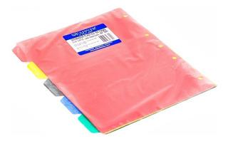 Separador Plastico Tamaño Grande 105 X 5 Fabrifolder