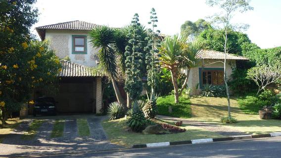 Casa Residencial Para Venda E Locação, Parque Das Artes, Granja Viana - Ca5132