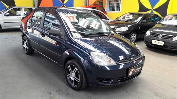 Fiesta Sedan 1.6 Completo Com Rodas E Multimidia.. Impecavel