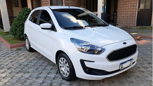 Ford Ka 2020 1.0 Se Flex 4p Na Garantia Ford Até Nov 2022