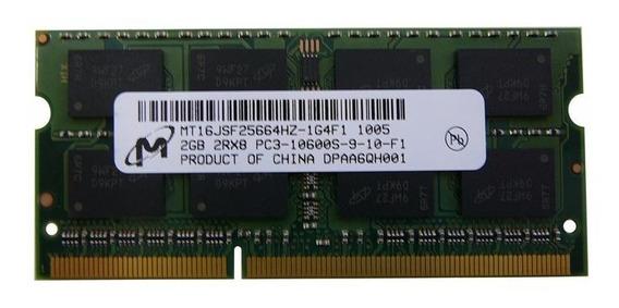 Memoria Notebook 2gb Ddr3 1600mhz Pc3