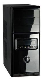 Cpu Core 2 Duo / 4gb / Hd 500 / Monitor 19 + Gravador