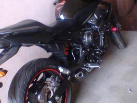 Yamaha Xj6 N 600cc Preta