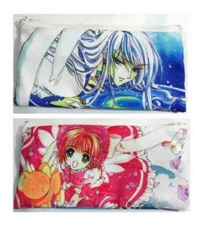 Cartuchera De Anime Card Captor Sakura Kinomoto Yue