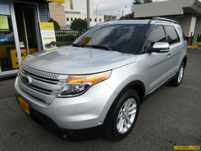 Ford Explorer Limited Tp 3500cc Aa 4x4 Ct
