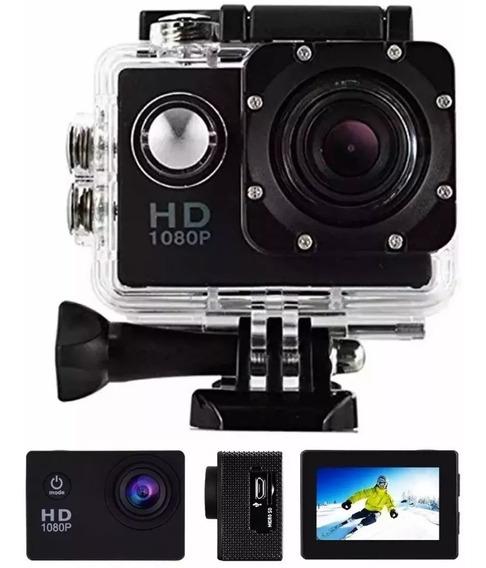 Ultra Hd 4k Câmera Action Go Pro Sports 4k Prova Dágua