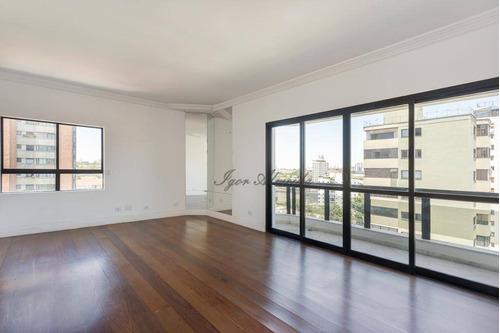 Imagem 1 de 30 de Apartamento · 348m² · 4 Quartos · 4 Vagas - Co1291