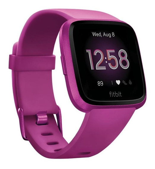 Smartwatch Fitbit Versa Lite Morado