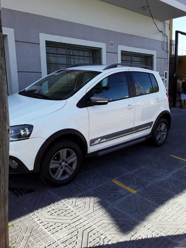 Volkswagen Crossfox 1.6 Trendline Cuero 2012