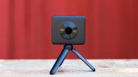 Câmera Xiaomi Mi Sphere 4k 360° Original Novo E Lacrado