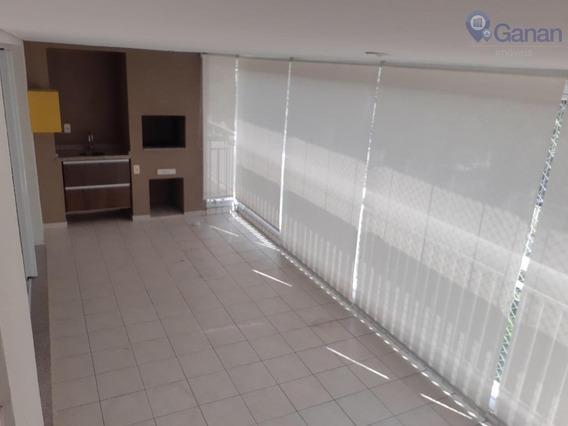 Apartamento Com 4 Dormitórios Para Alugar, 134 M² Por R$ 6.000/mês - Chácara Santo Antônio (zona Sul) - São Paulo/sp - Ap5776