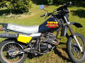 Xlx 250 R 1989 Envelheceu Parada