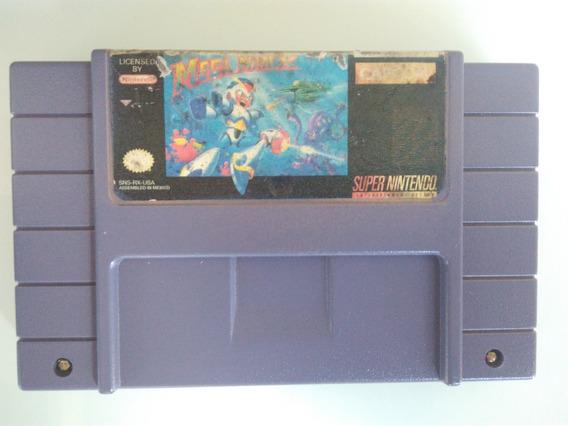 Megaman X Original Super Nintendo Snes