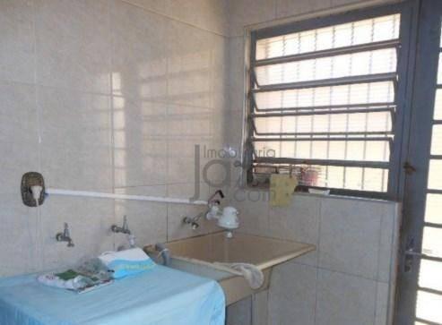 Casa Residencial À Venda, Parque Das Universidades, Campinas. - Ca4260
