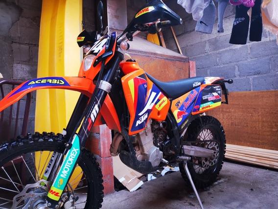 Ktm Exc Racing