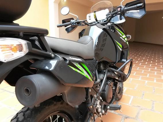 Klr 650 Con Accesorios Año 2014 Original