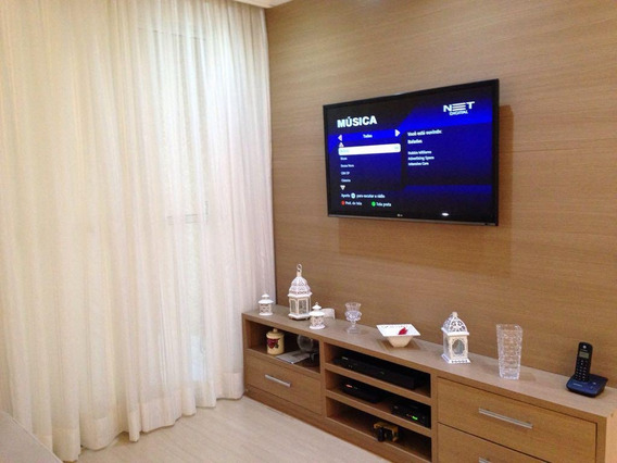 Apartamento Com 2 Dormitórios À Venda, 59 M² Por R$ 300.000 - Vila Galvão - Guarulhos/sp - Ap0006