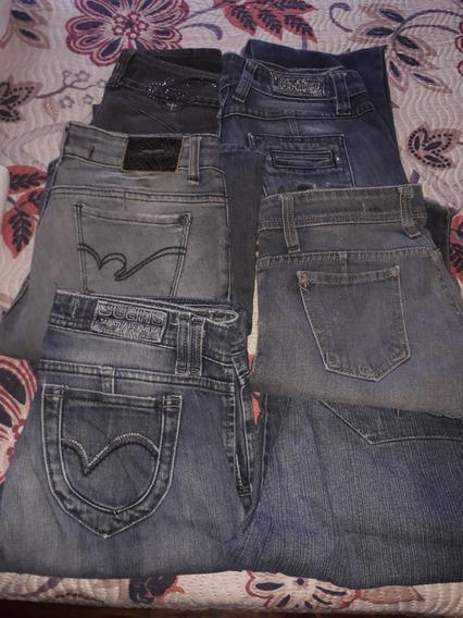Lote De Jeans (12) Precio Total $ 1500 O... X Unidad 200
