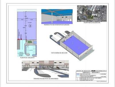 (crm-3633-3615) Nave Industrial En Renta En Apodaca, Triple Aaa