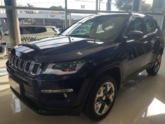 Jeep Compass 2.4 Longitude Automatica 4x2 2020