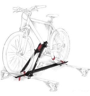 Transbike De Teto Universal Velox Aço Eqmax P/ 1 Bike