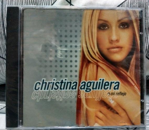 Cd Christina Aguilera - Mi Reflejo [lacrado] Britney Rihanna