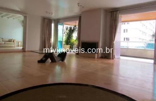 Imagem 1 de 15 de Apartamento Amplo E Arejado À Venda Na Al Franca - Apa4262